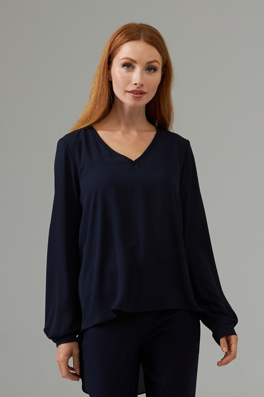 Joseph Ribkoff Midnight Blue Tunics Style 203611