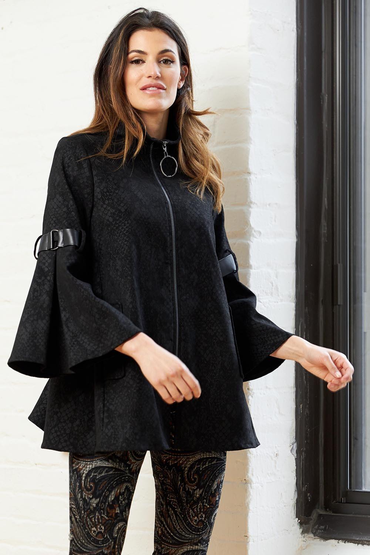 Joseph Ribkoff Black Jackets Style 203612