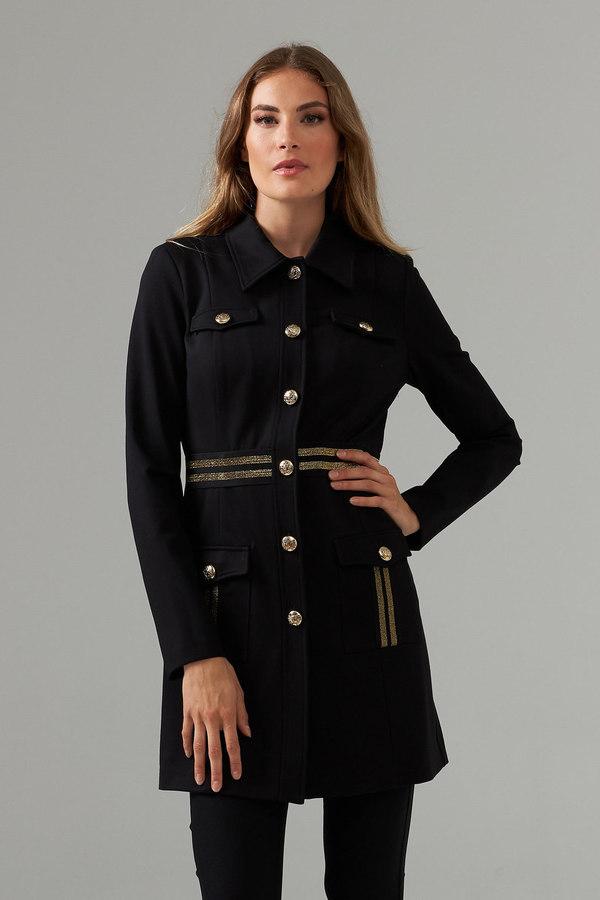 Joseph Ribkoff Vêtements d'extérieur Noir Style 203618