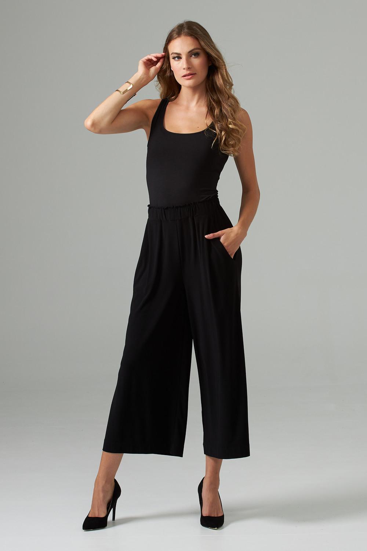 Joseph Ribkoff Black Pants Style 203665