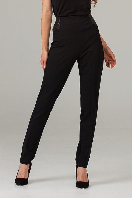 Joseph Ribkoff Black Pants Style 203677
