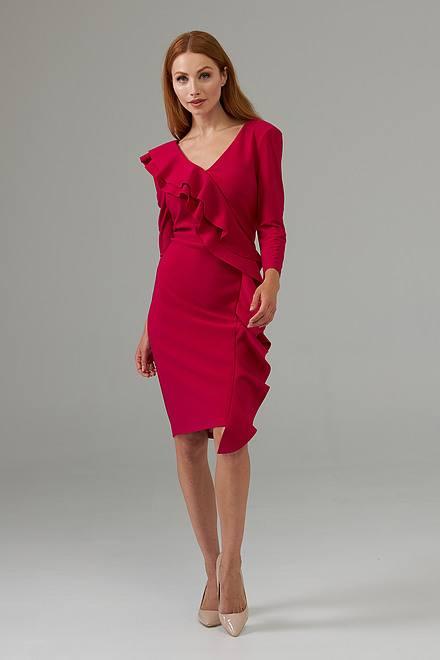 Joseph Ribkoff Robes Pivoine Style 203336
