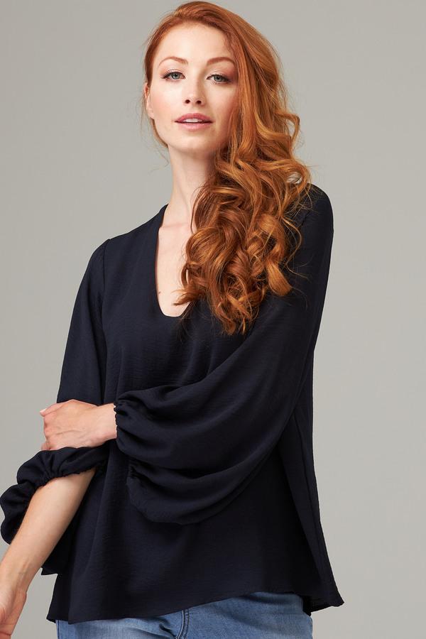 Joseph Ribkoff Chemises et blouses Bleu Nuit Style 202027
