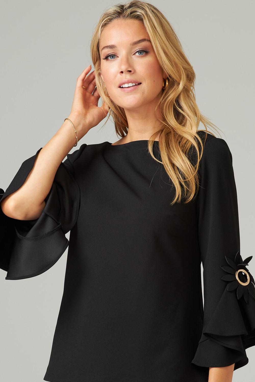 Joseph Ribkoff Black Shirts & Blouses Style 202150