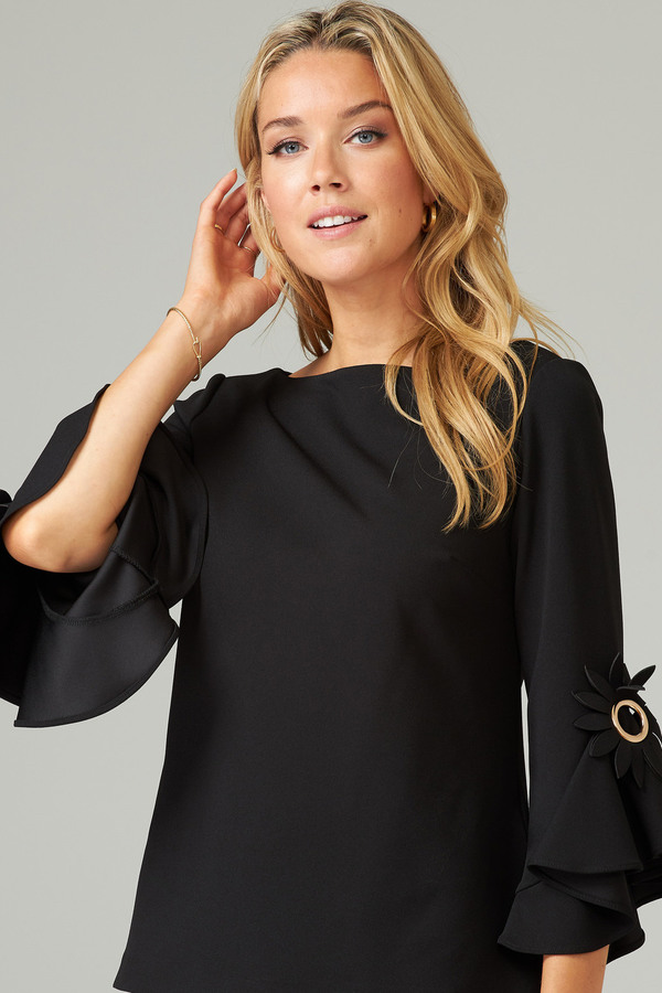 Joseph Ribkoff Chemises et blouses Noir Style 202150