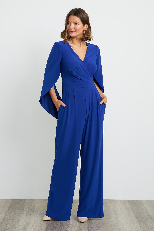 Joseph Ribkoff Royal Sapphire 163 Jumpsuits Style 204077