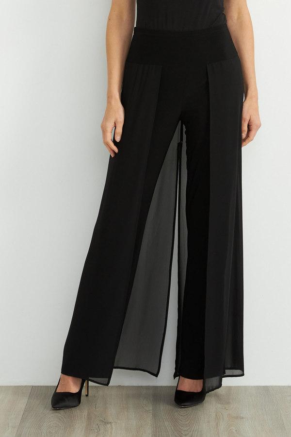 Joseph Ribkoff Black Pants Style 204120