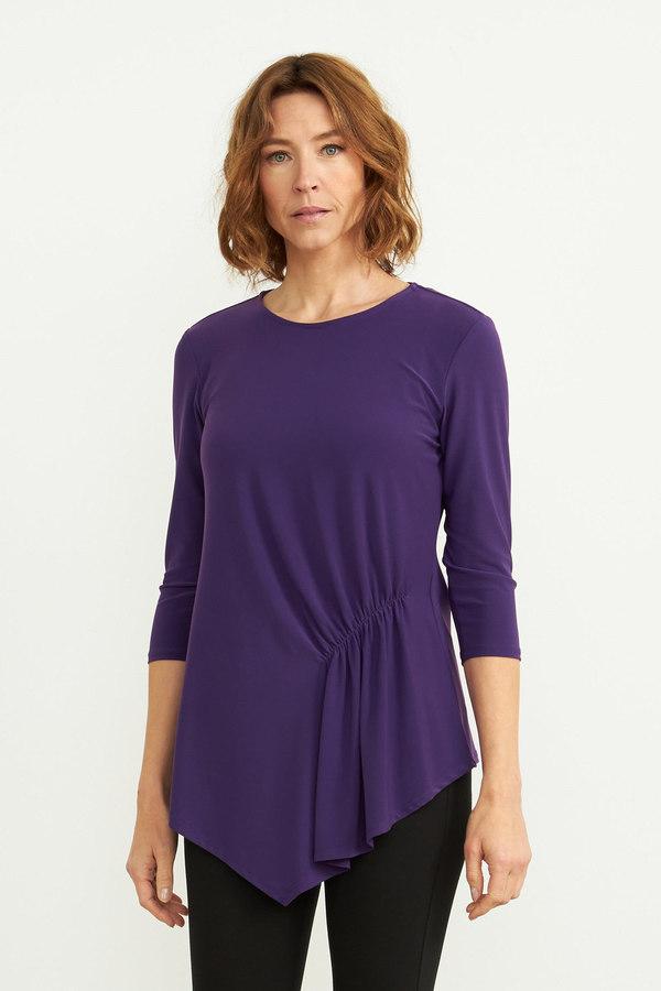 Joseph Ribkoff Ultra Violet Shirts & Blouses Style 204198