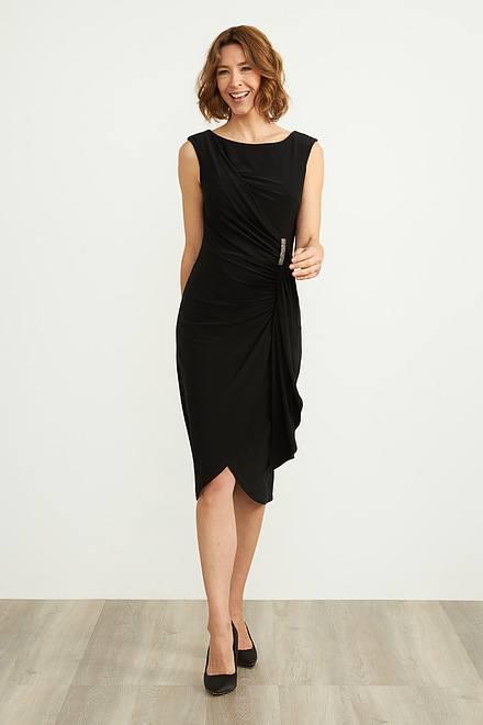 Joseph Ribkoff Black Dresses Style 204231
