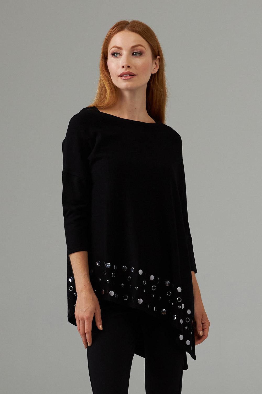 Joseph Ribkoff Black Shirts & Blouses Style 203103X