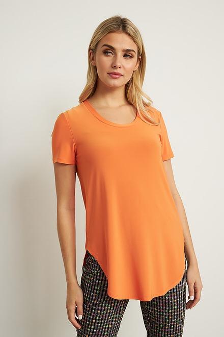 Joseph Ribkoff Tee-shirts et camisoles Tangerine Style 183220