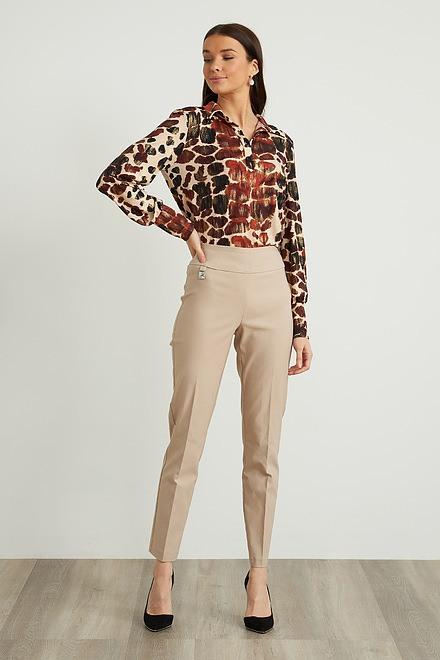 Joseph Ribkoff Sand Pants Style 201483