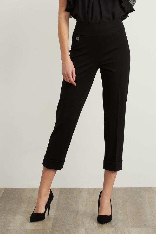 Joseph Ribkoff Pantalons Noir Style 211000