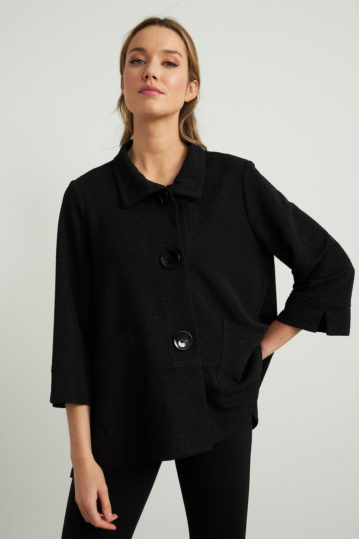 Joseph Ribkoff Black Jackets Style 211019