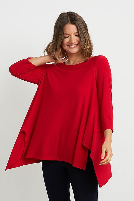Joseph Ribkoff Relaxed Fit Top Style 211032b