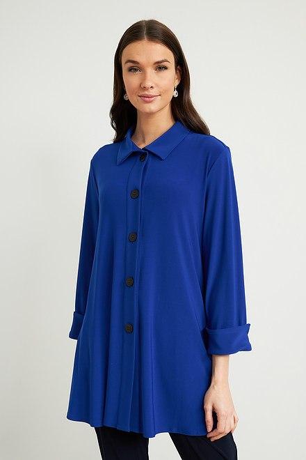 Joseph Ribkoff Royal Sapphire 163 Shirts & Blouses Style 211034