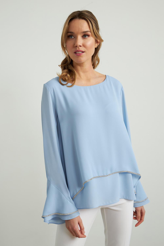 Joseph Ribkoff Moonlight Shirts & Blouses Style 211043
