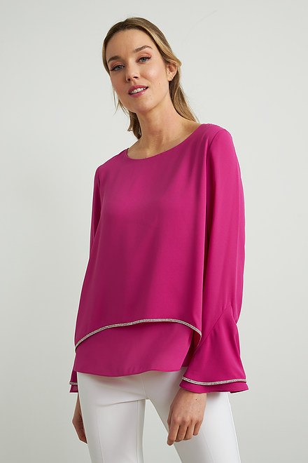 Joseph Ribkoff Chemises et blouses Orchidée Style 211043