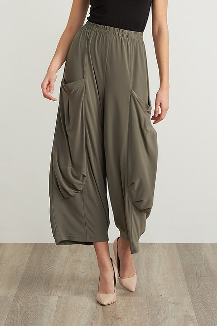 Joseph Ribkoff Eucalyptus Pants Style 211050