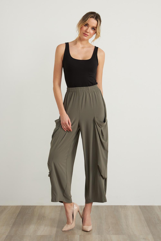 Joseph Ribkoff Pantalons Eucalyptus Style 211050