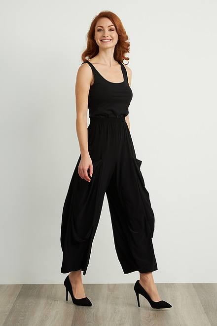 Joseph Ribkoff Black Pants Style 211050