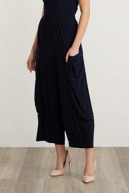 Joseph Ribkoff Midnight Blue Pants Style 211050