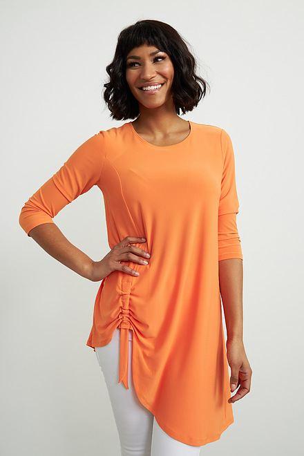 Joseph Ribkoff Tangerine Tunics Style 211052