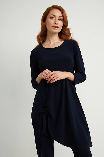Joseph Ribkoff Midnight Blue Tunics Style 211052
