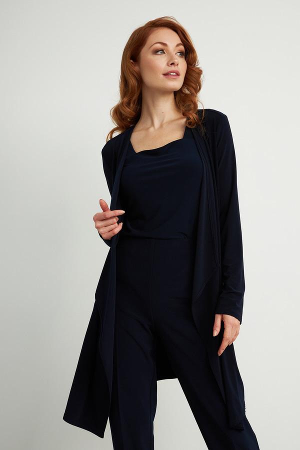 Joseph Ribkoff Cardigans Bleu Nuit Style 211061
