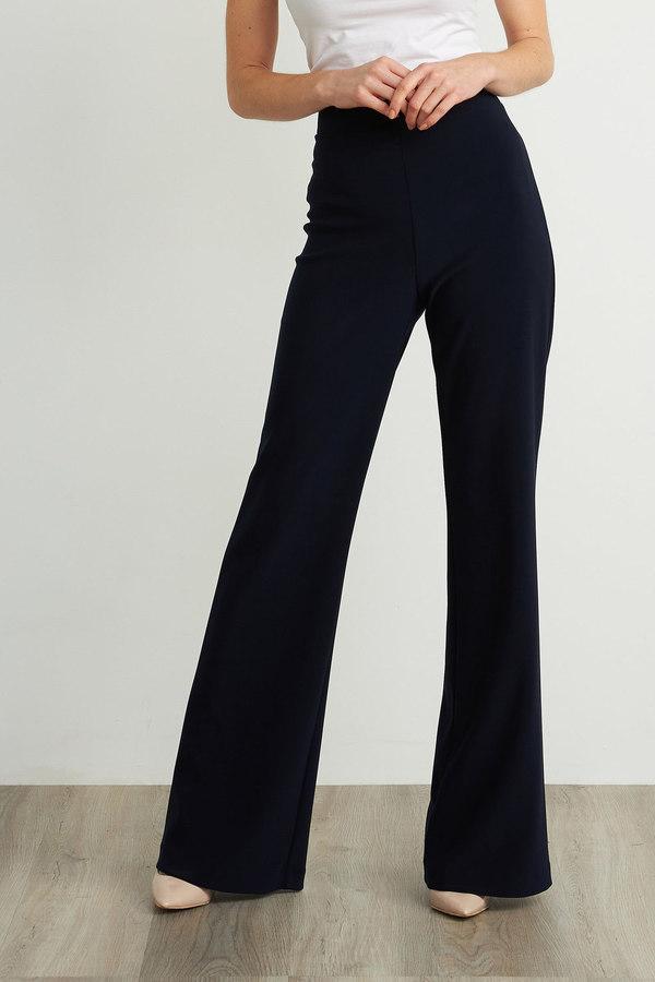 Joseph Ribkoff Pantalons Bleu Minuit 40 Style 211090