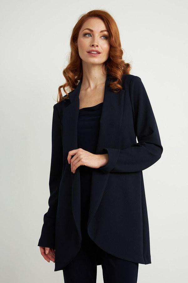 Joseph Ribkoff Midnight Blue Cardigans Style 211096