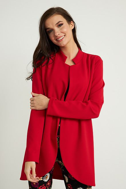 Joseph Ribkoff Cardigans Rouge A Levres 173 Style 211096