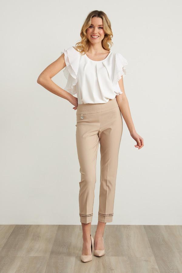 Joseph Ribkoff Pantalons Sable Style 211113