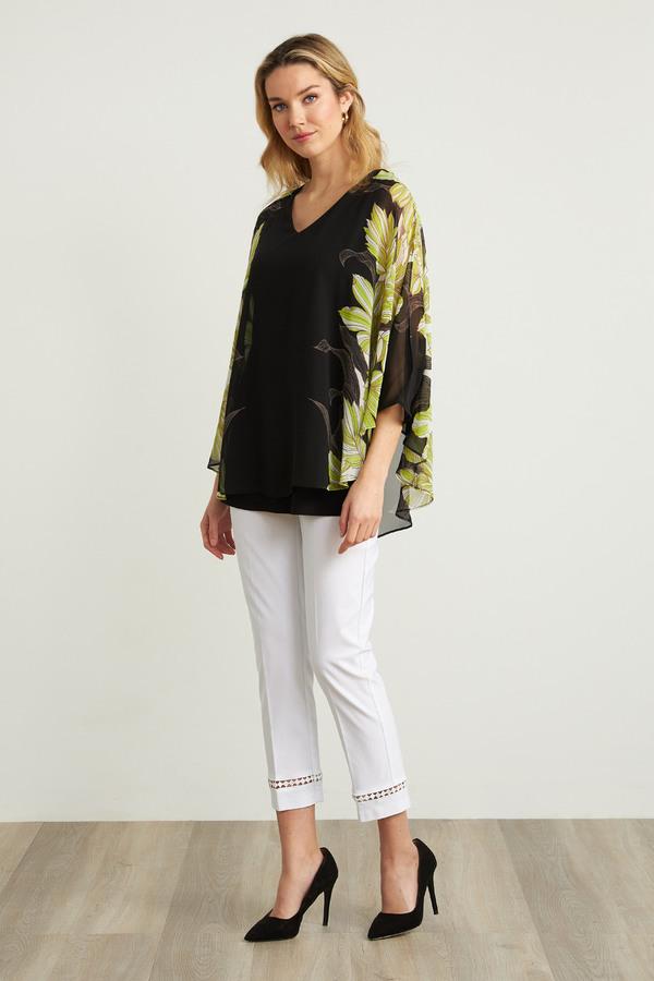 Joseph Ribkoff Pantalons Blanc Style 211113