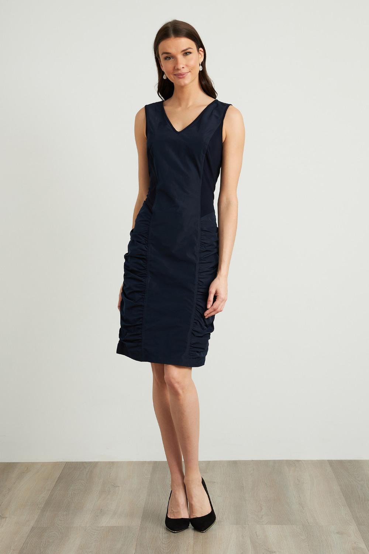 Joseph Ribkoff Midnight Blue Dresses Style 211114