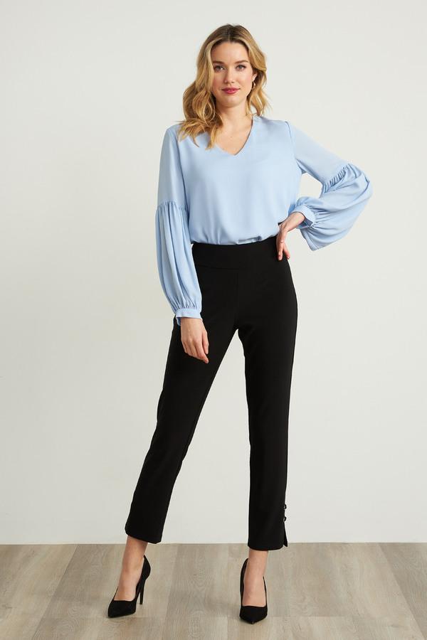 Joseph Ribkoff Black Pants Style 211117