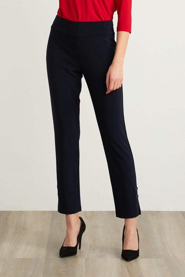 Joseph Ribkoff Midnight Blue Pants Style 211117