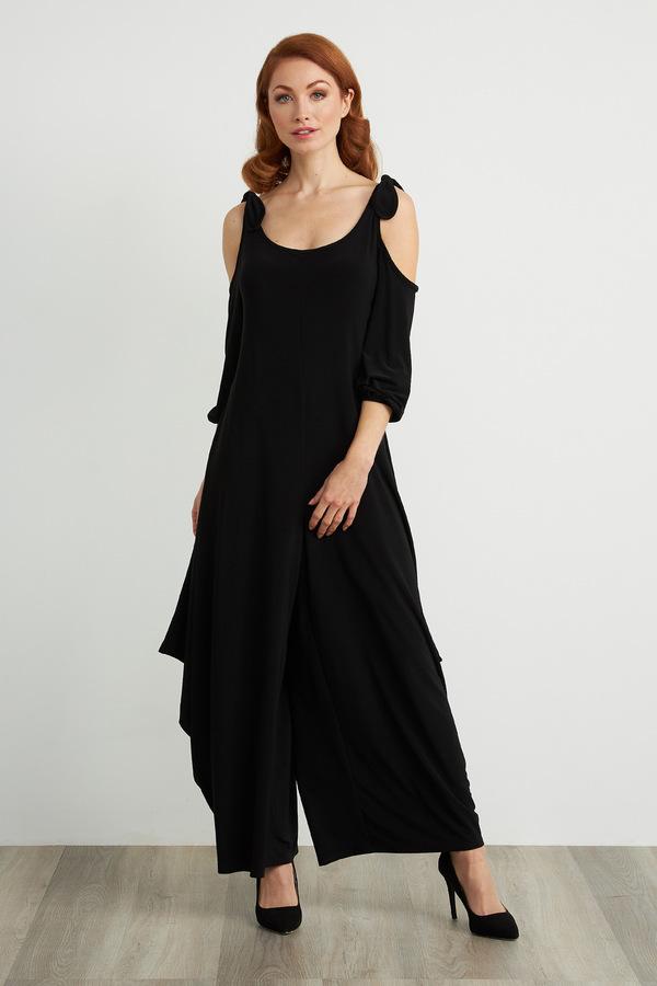 Joseph Ribkoff Black Jumpsuits Style 211122