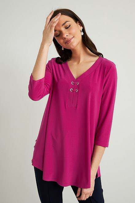 Joseph Ribkoff Orchid Shirts & Blouses Style 211123