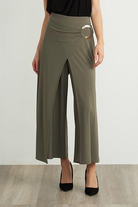 Joseph Ribkoff Wide Leg Capris Style 211134