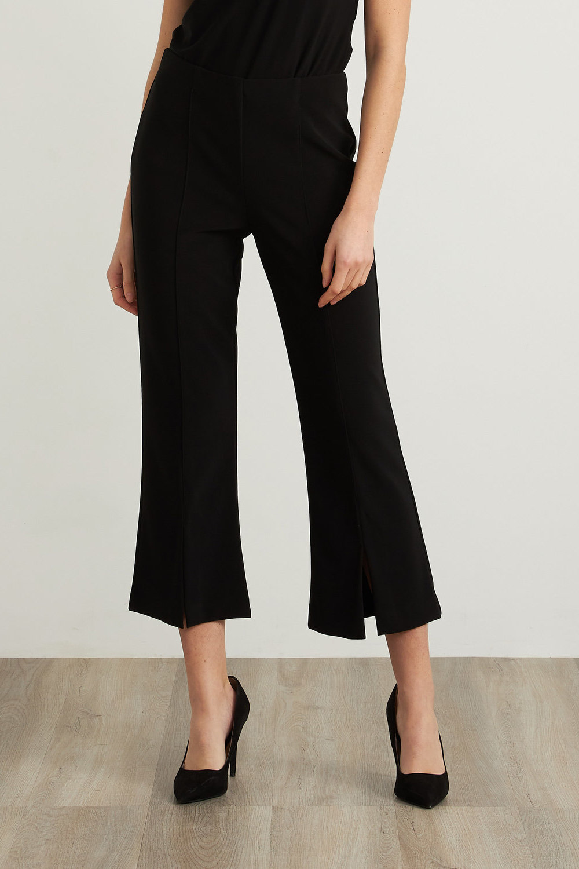 Joseph Ribkoff Pantalons Noir Style 211151