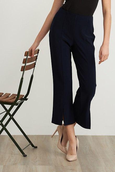 Joseph Ribkoff Cropped Flared Pants Style 211151