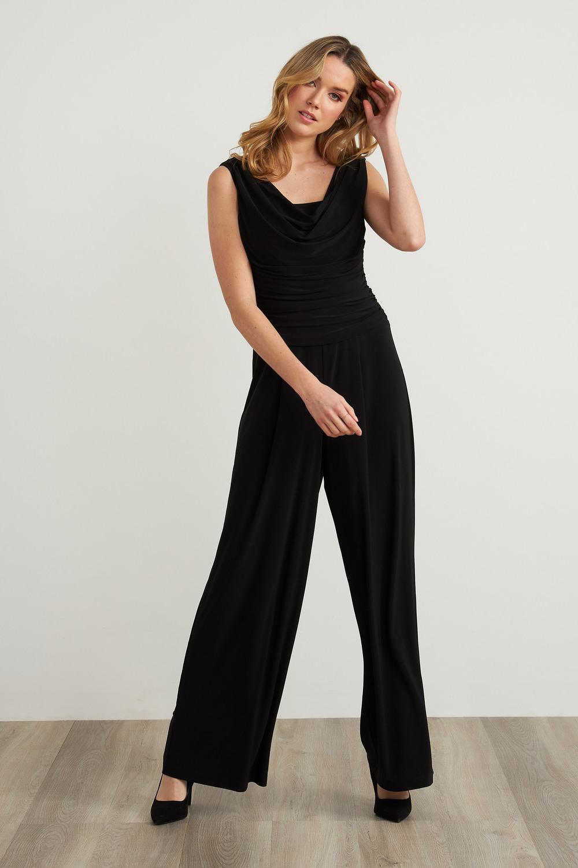 Joseph Ribkoff Combinaisons Noir Style 211157