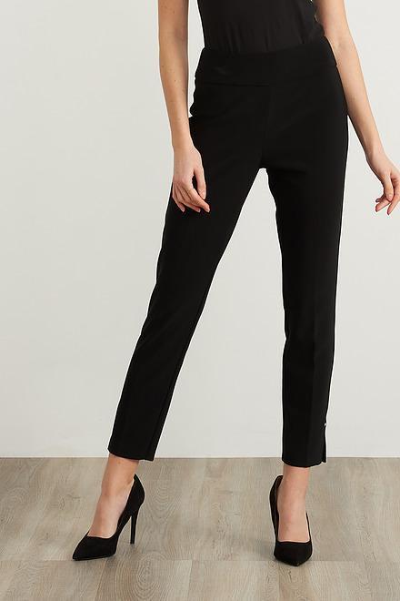 Joseph Ribkoff Black Pants Style 211158