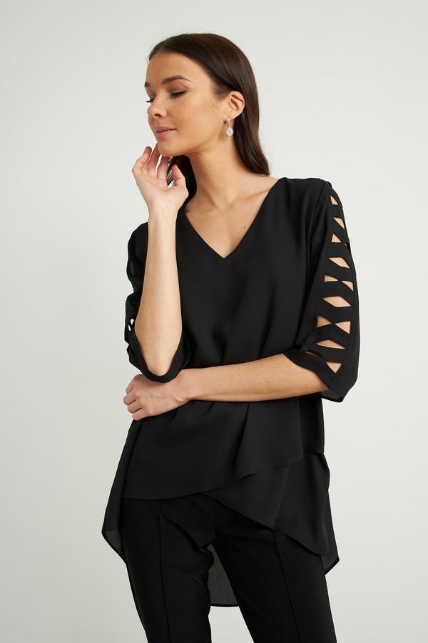 Joseph Ribkoff Chemises et blouses Noir Style 211163