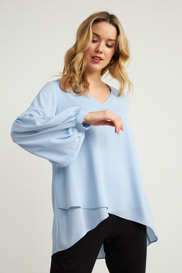 Joseph Ribkoff Chemises et blouses Clair de lune Style 211166