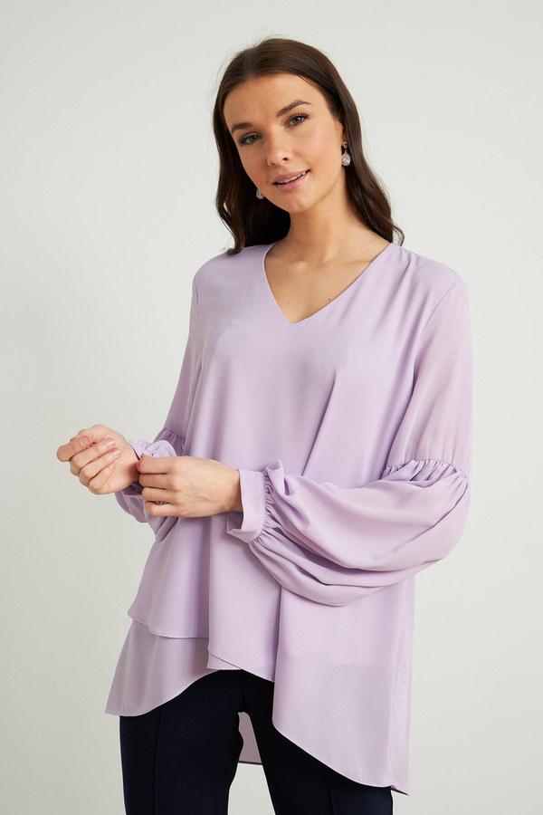 Joseph Ribkoff Chemises et blouses Doux Lilas Style 211166