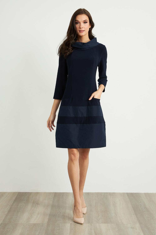 Joseph Ribkoff Midnight Blue 40 Dresses Style 211198