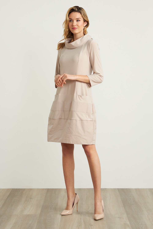 Joseph Ribkoff Sand Dresses Style 211198