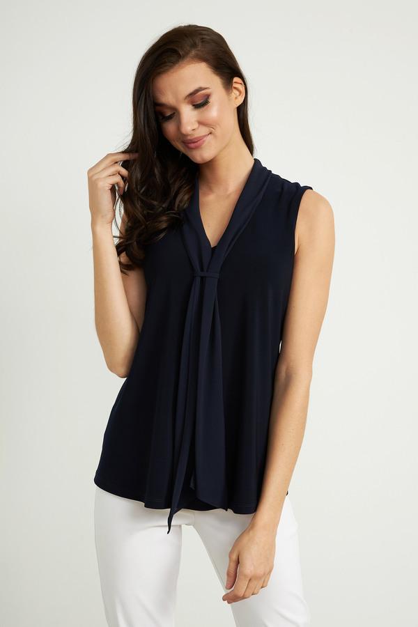 Joseph Ribkoff Midnight Blue Tees & Camis Style 211229